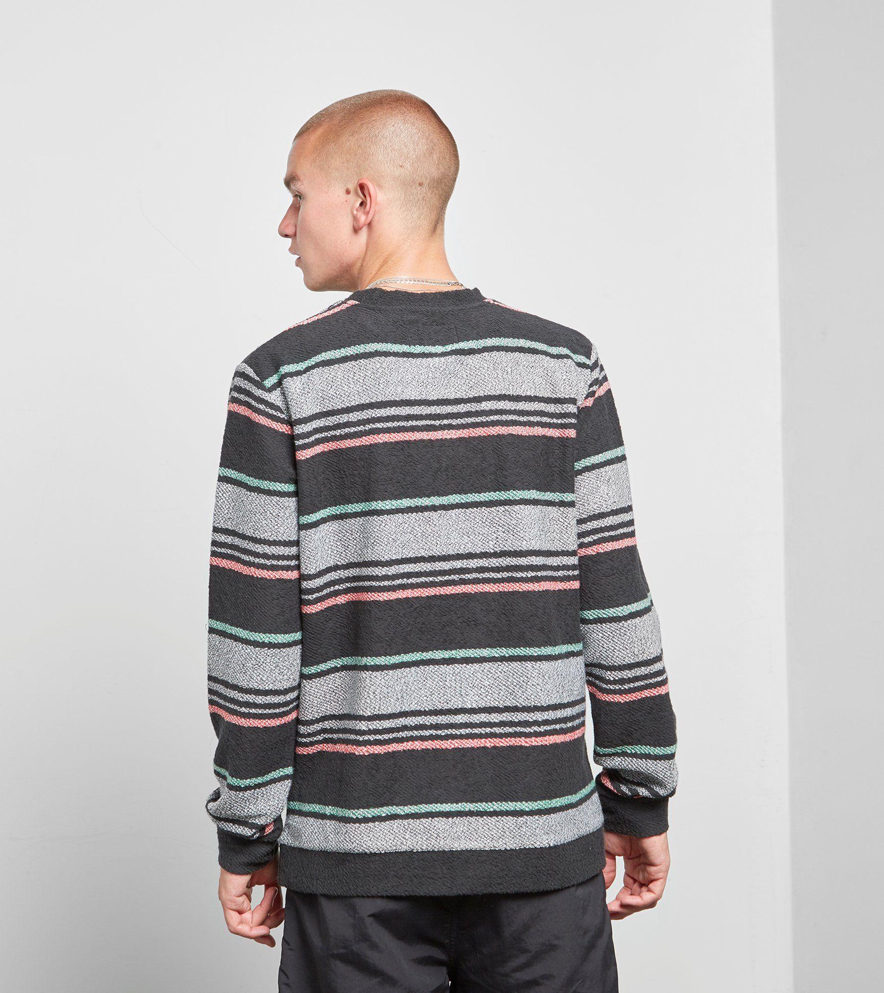 Stussy Crug Rug Crew Sweatshirt