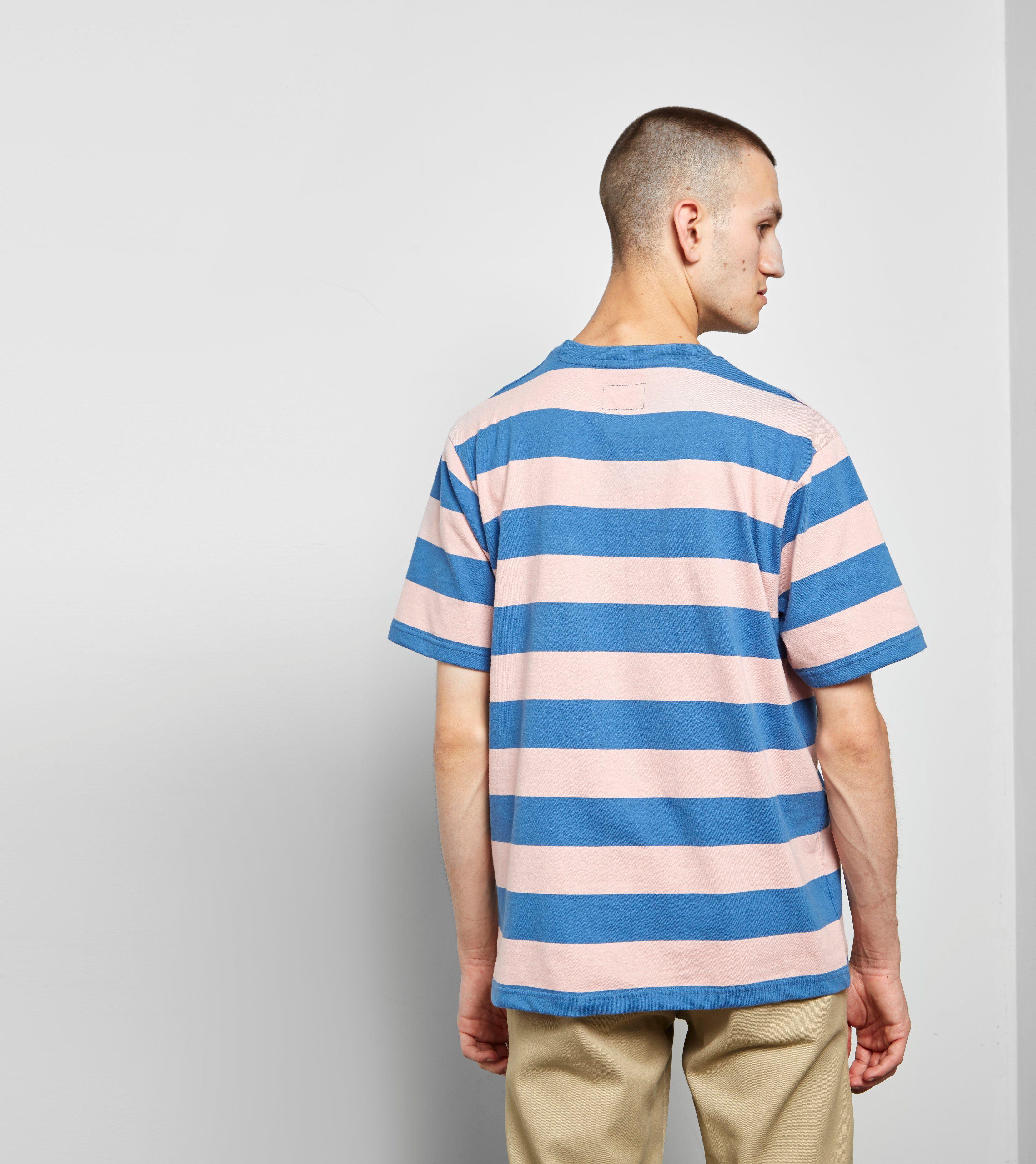 Stussy Nolan Stripe T-Shirt