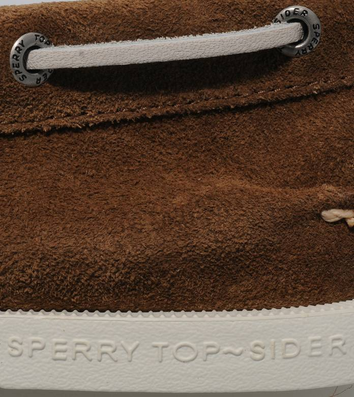 Sperry Authentic Original 2 Eye Suede Boat Shoe