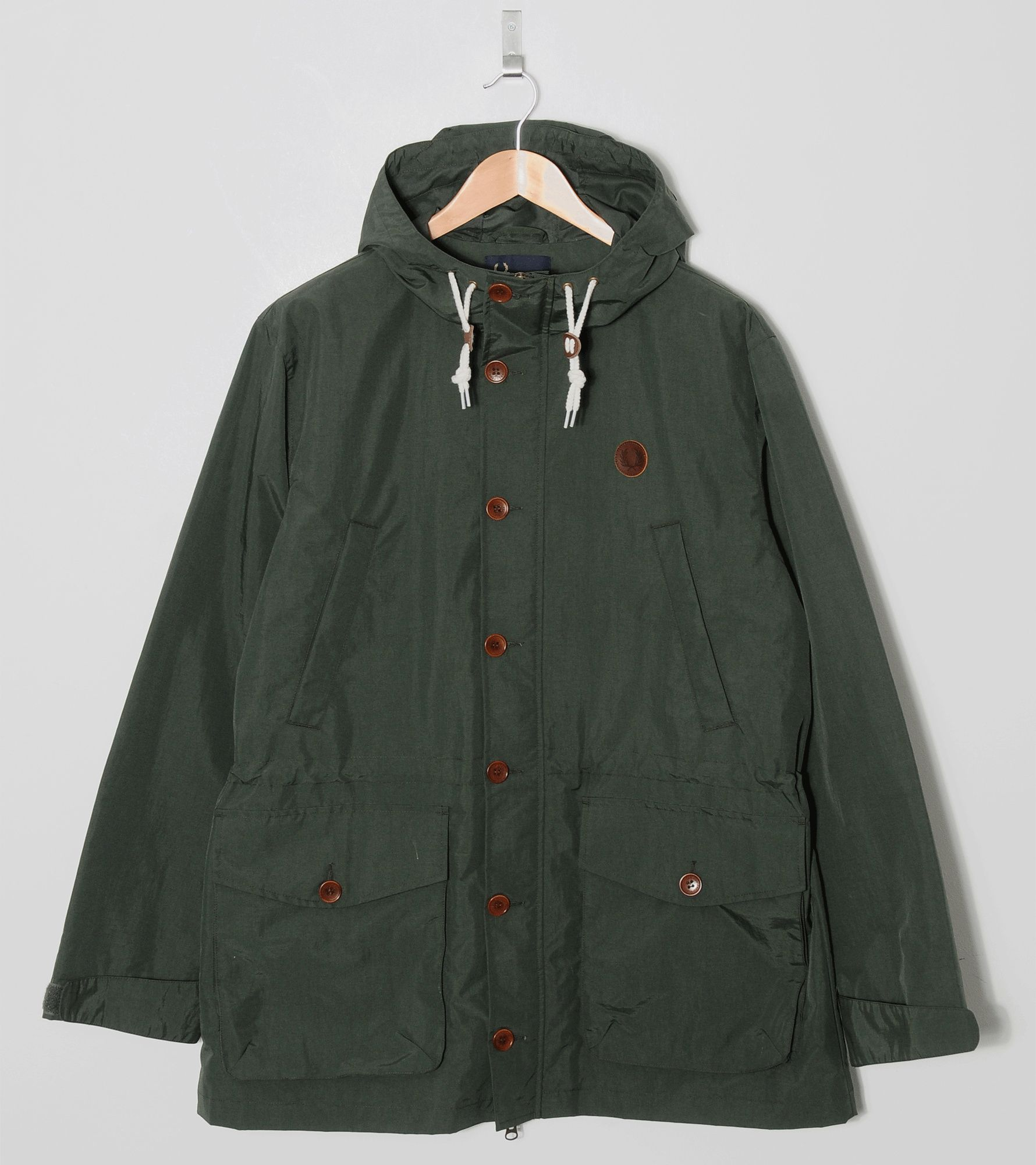 fred perry mountain parka size. Black Bedroom Furniture Sets. Home Design Ideas