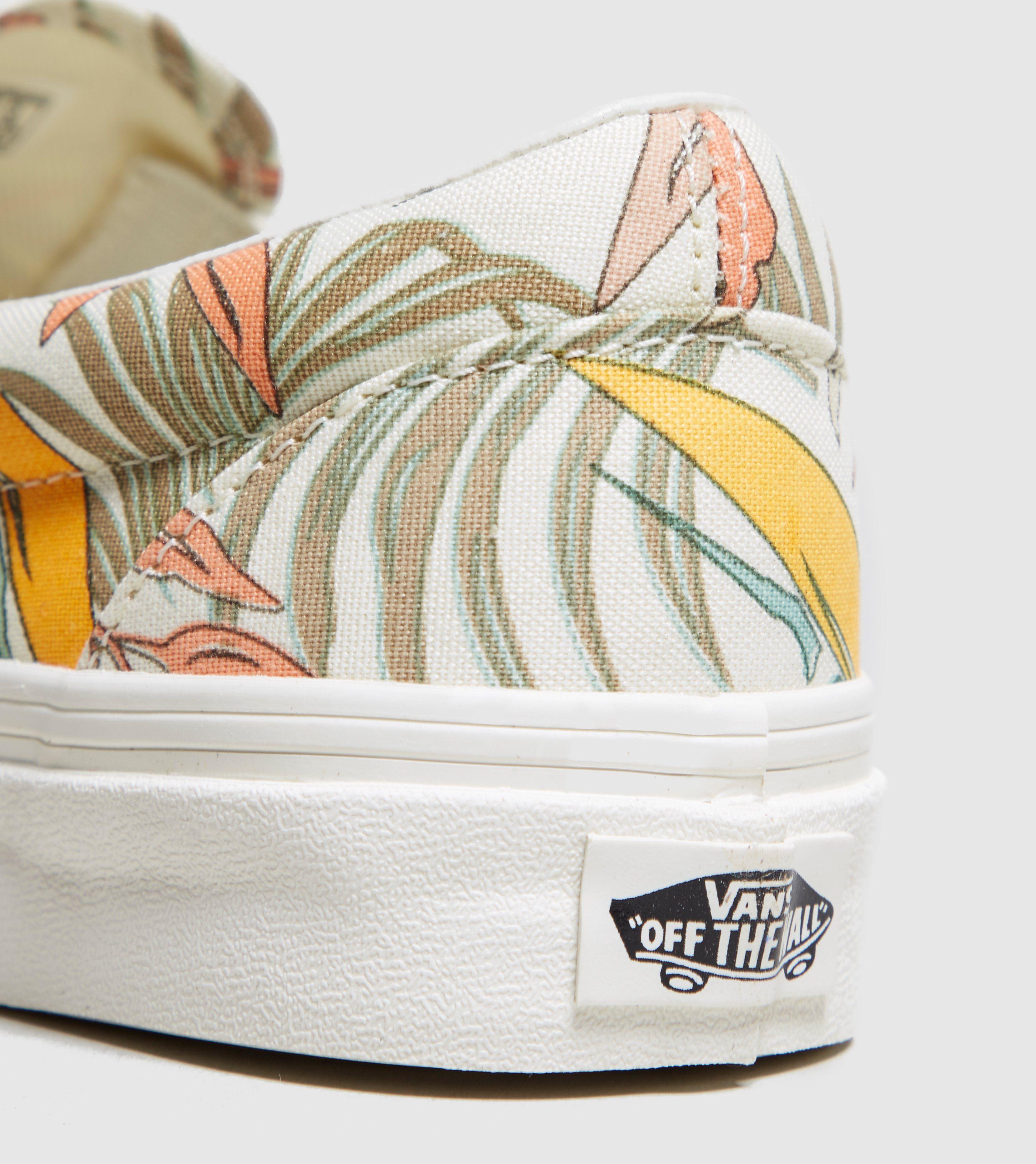Vans Classic Slip-On California Floral Til Kvinder