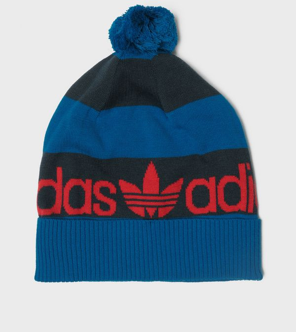 adidas Originals Bold Stripe Bobble Hat  bab73dc317a