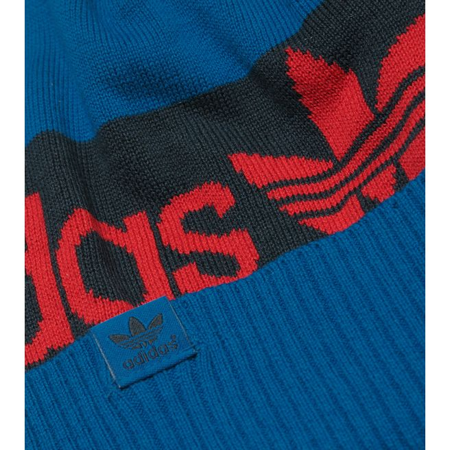 adidas Originals Bold Stripe Bobble Hat