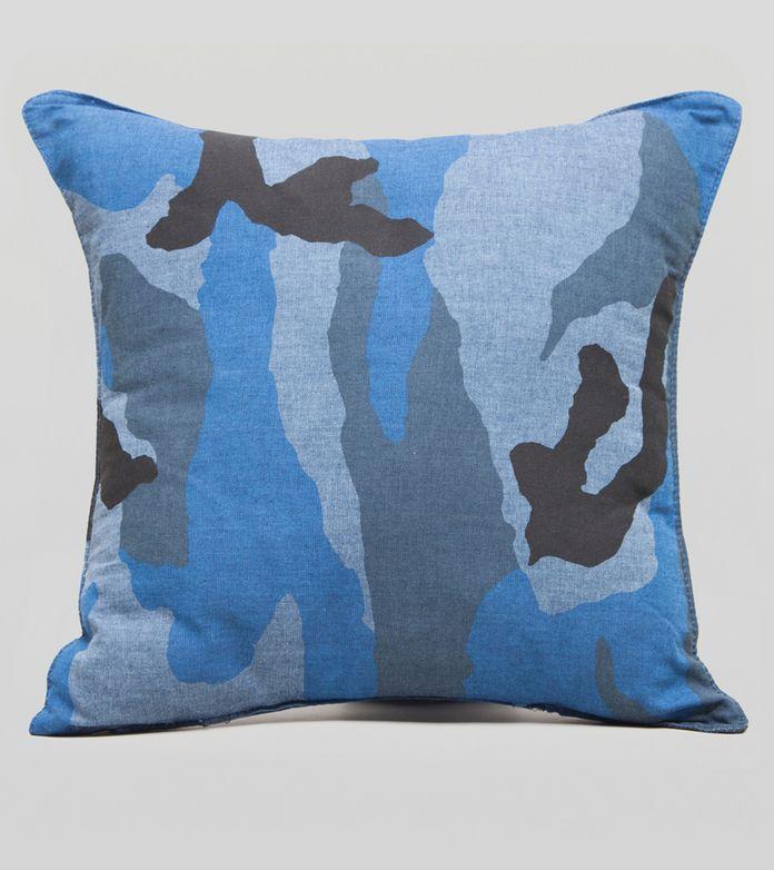 Stussy Camo Stock Pillow