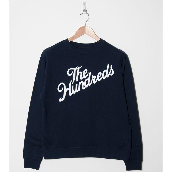 The Hundreds Stop It Slant Sweatshirt