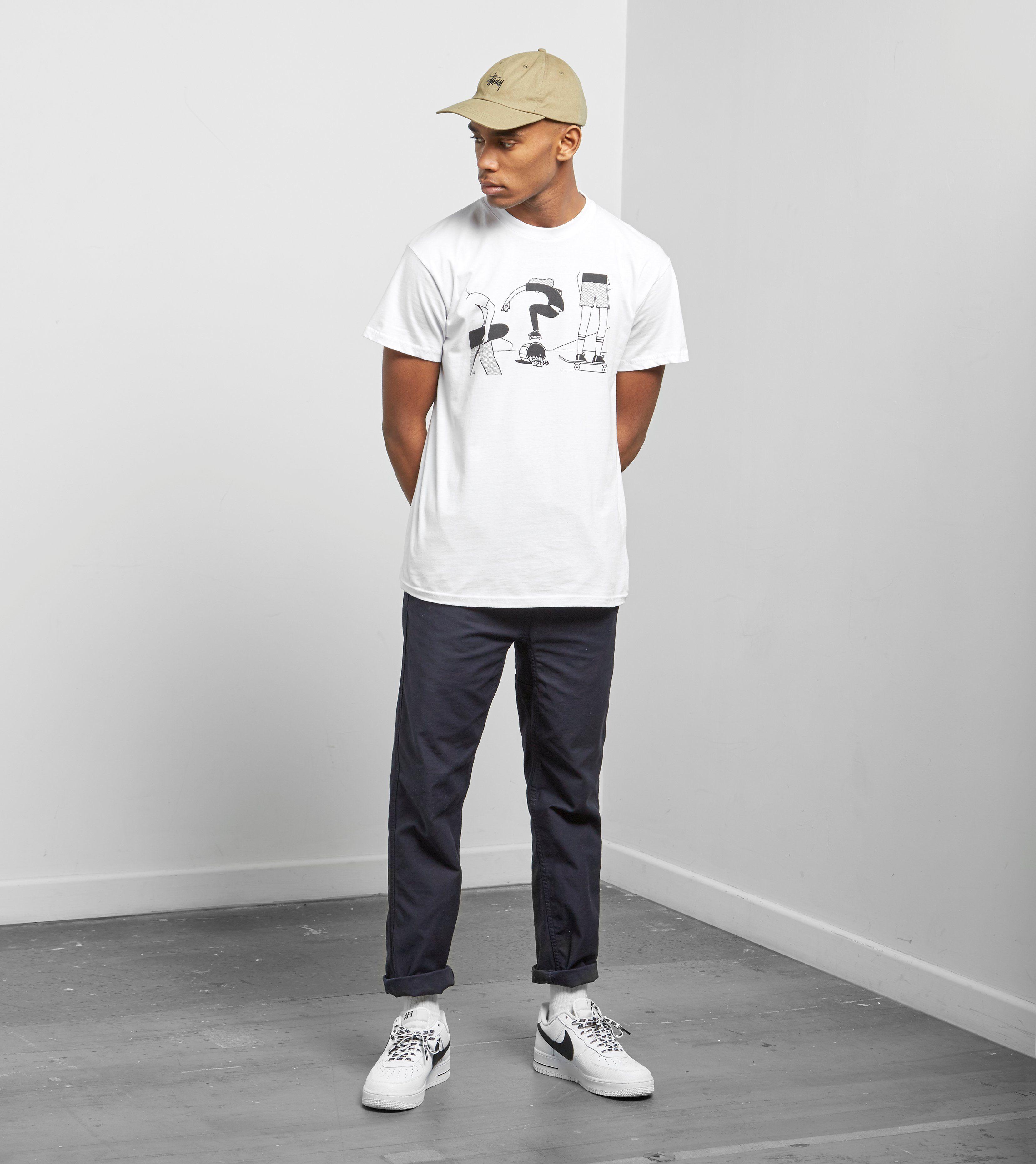 size? T-Shirt Chris DeLorenzo