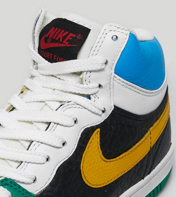 huge discount 7f32d 41a5c Nike Court Force High
