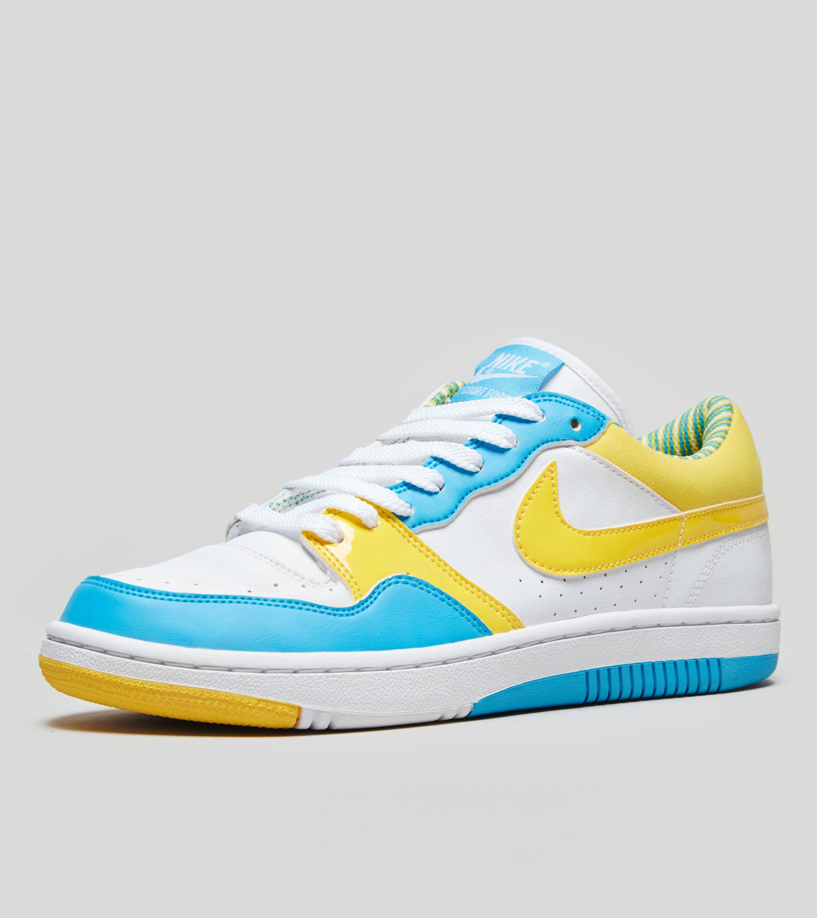 218a2ddc7e16 Nike Court Force Low Basic