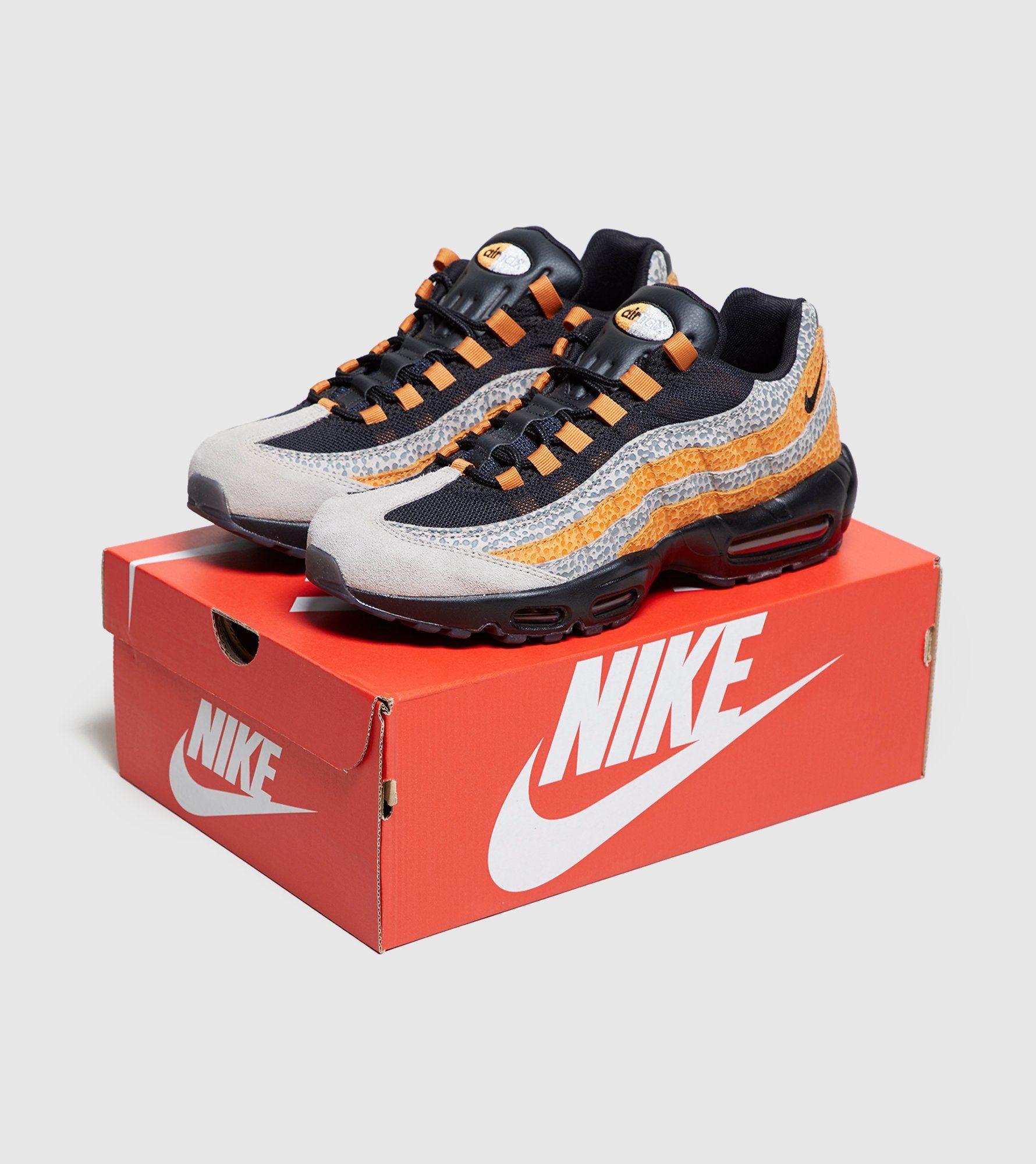 Nike Air Max 95 ?What The Safari? - size? Exclusive