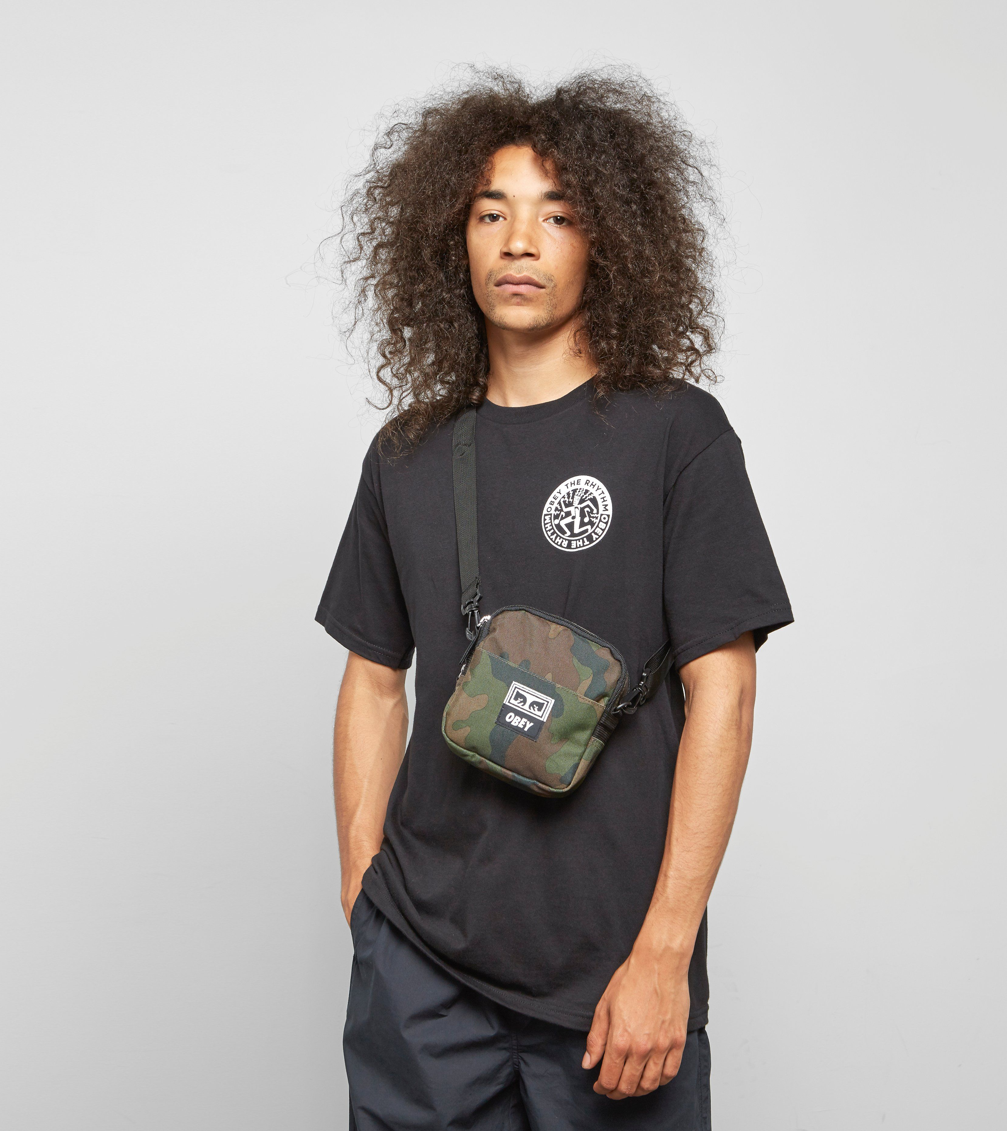 Obey Drop Out Traveller Bag
