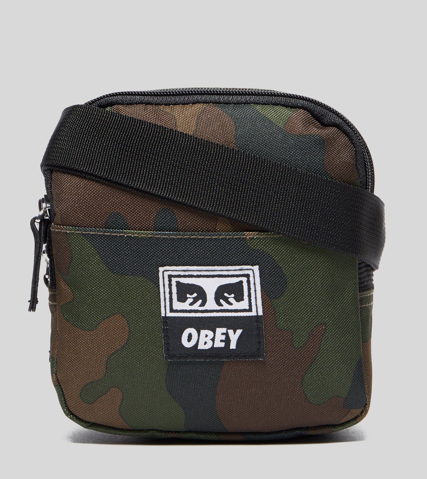 Obey Drop Out Traveller Bag