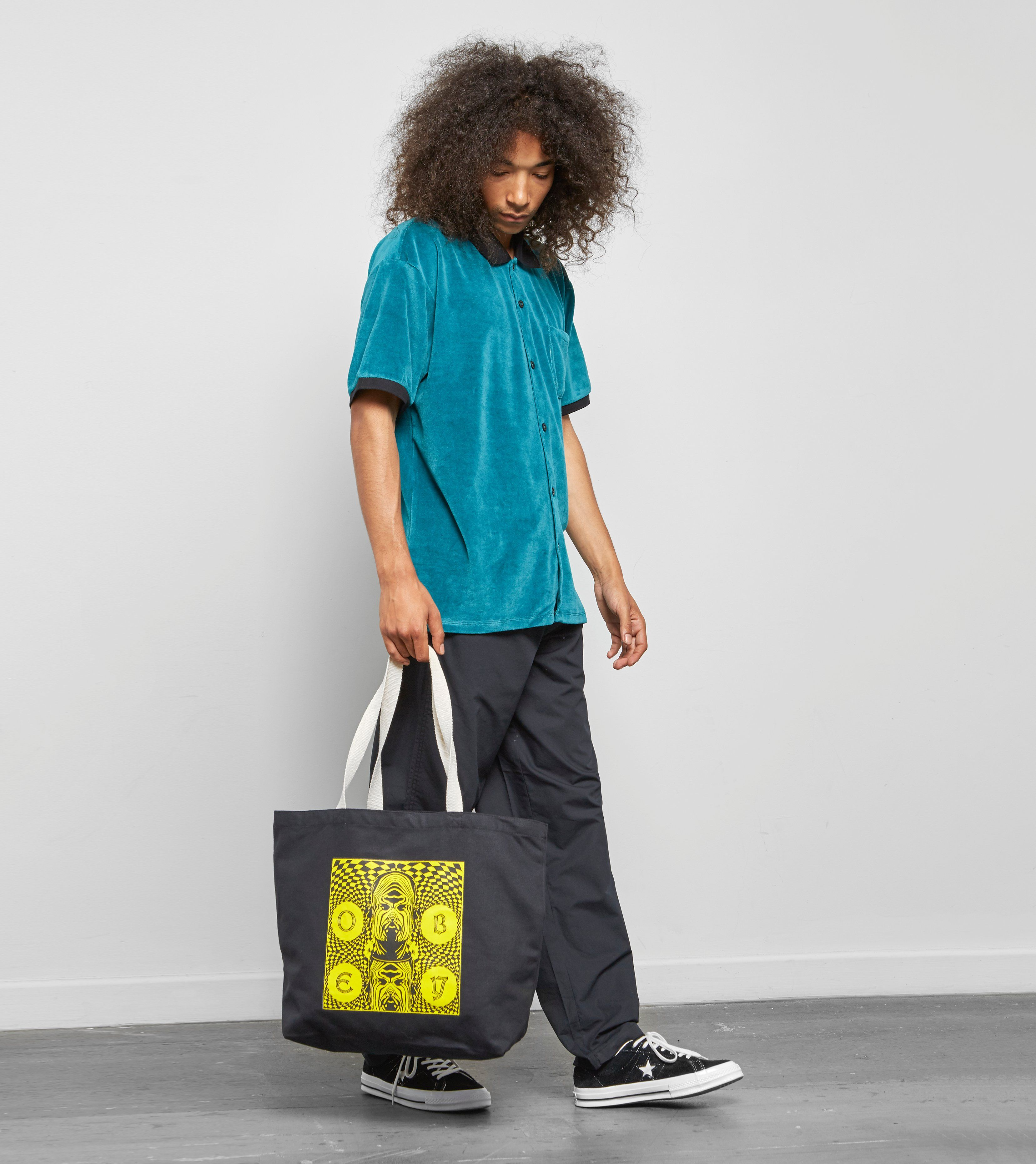 Obey Dreams Tote Bag