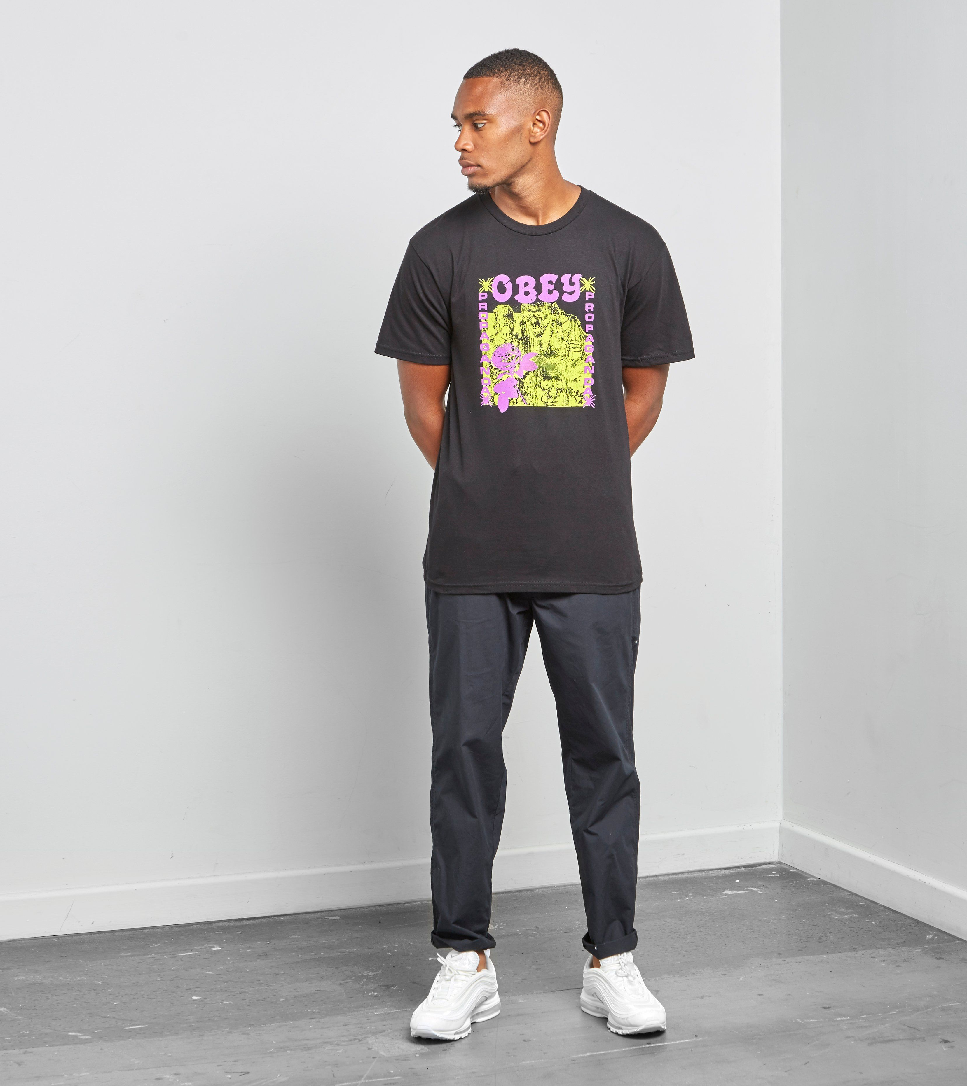Obey Own The Night T-Shirt