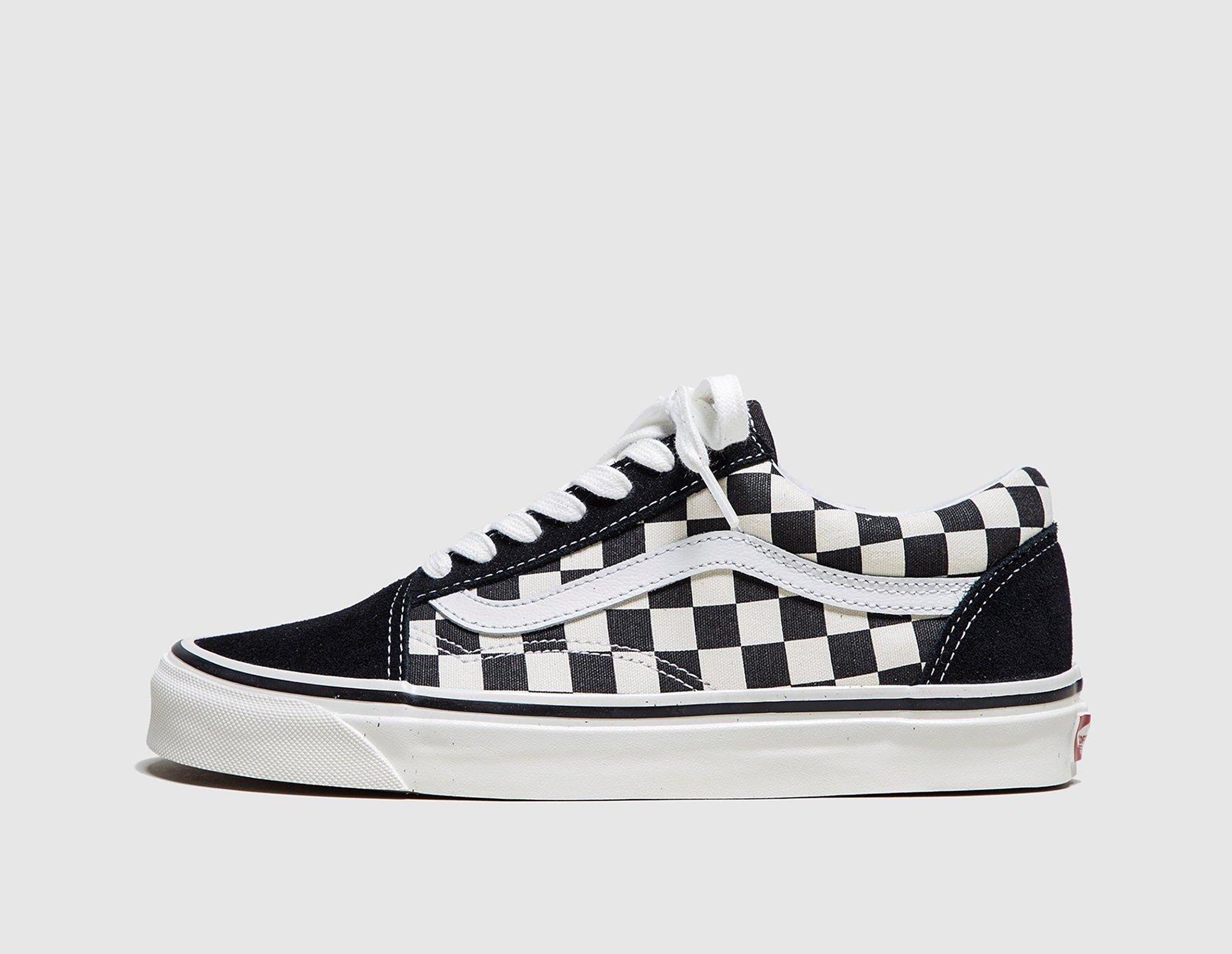Vans Anaheim Old Skool Checkerboard Women s  1a8d158a08e6