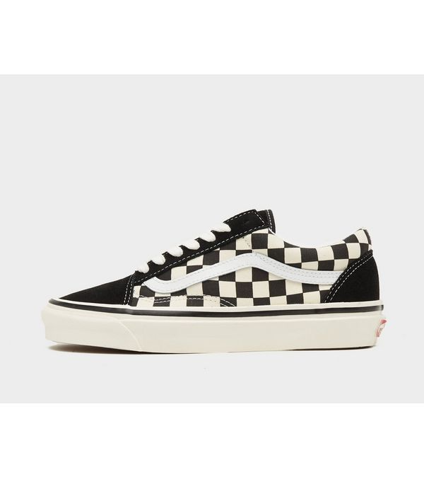 Vans Anaheim Old Skool Checkerboard Womens Size