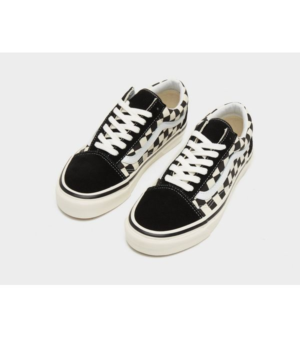 1a783ea2955d Vans Anaheim Old Skool Checkerboard Women s