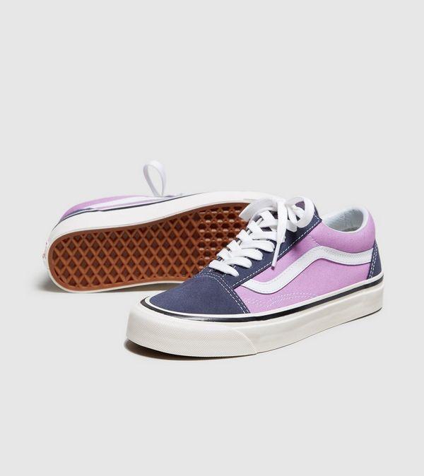 vans old skool femme violette