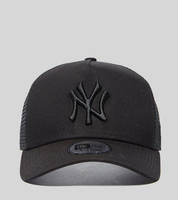f6ce3ad2d50 ... discount code for new era mlb new york yankees snapback trucker cap  51cfd 763ff