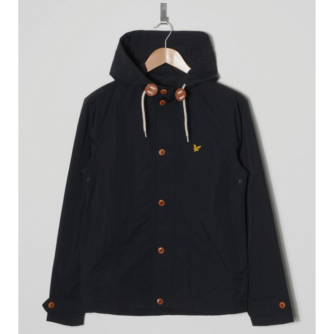 Lyle & Scott Hooded Parka Jacket