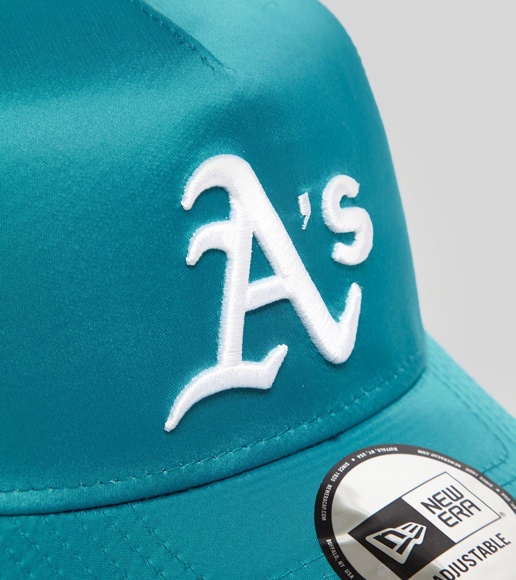 New Era A's Trucker Cap - size? exclusive