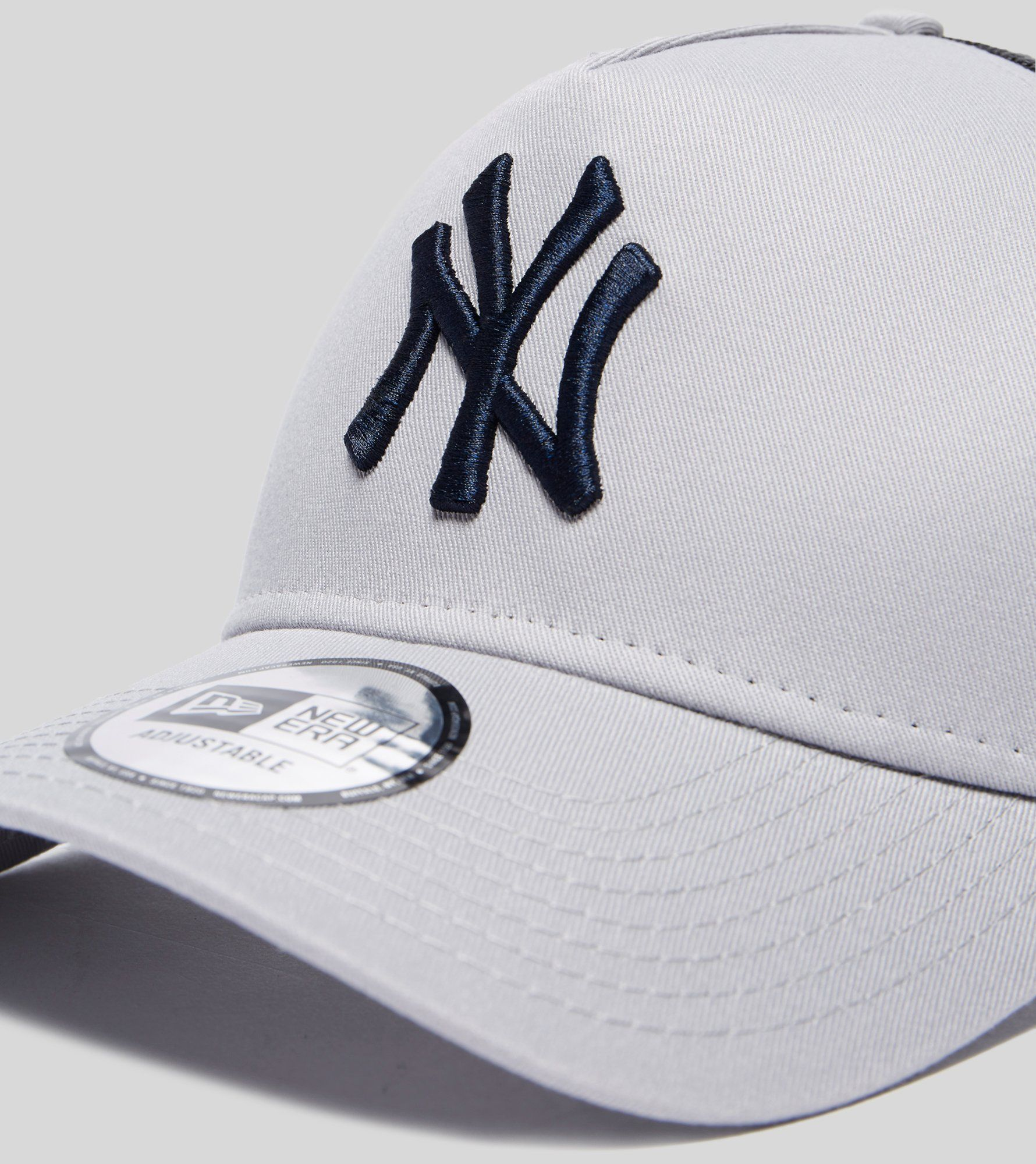 New Era A Frame New York Trucker Cap