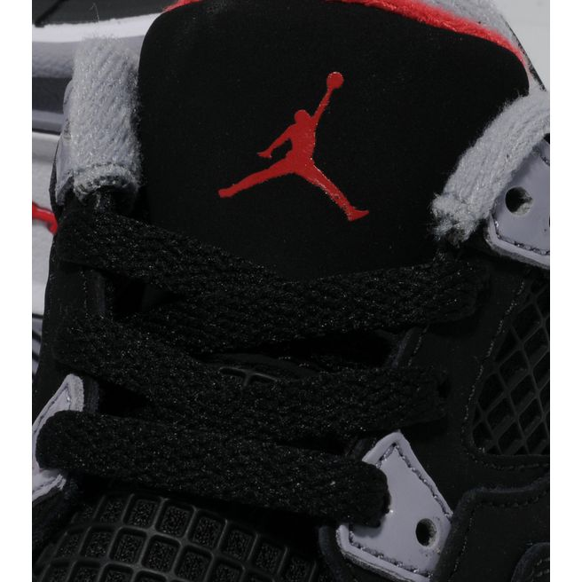 Jordan IV Retro 'Bred' Infants