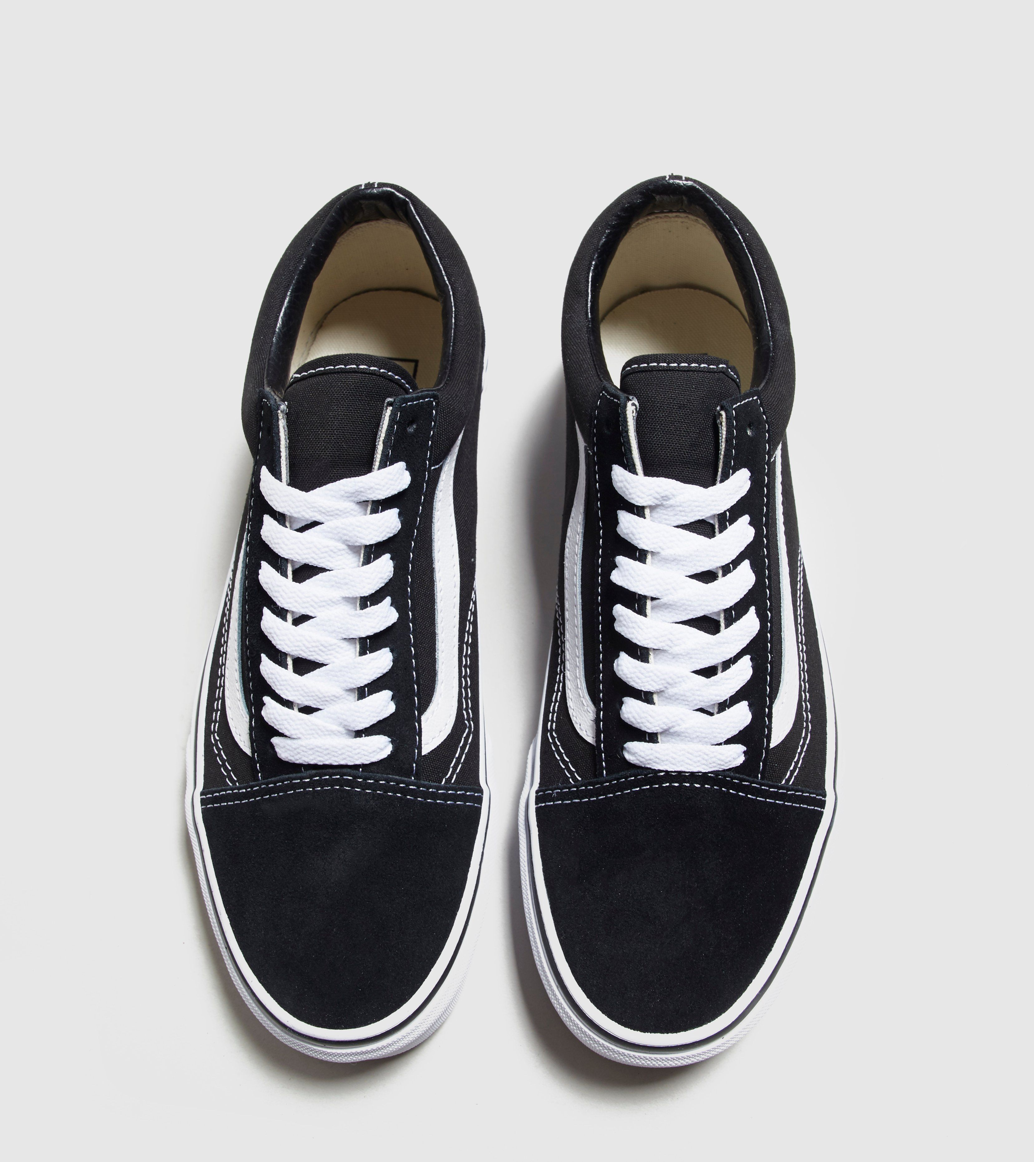 old skool vans uk sizing