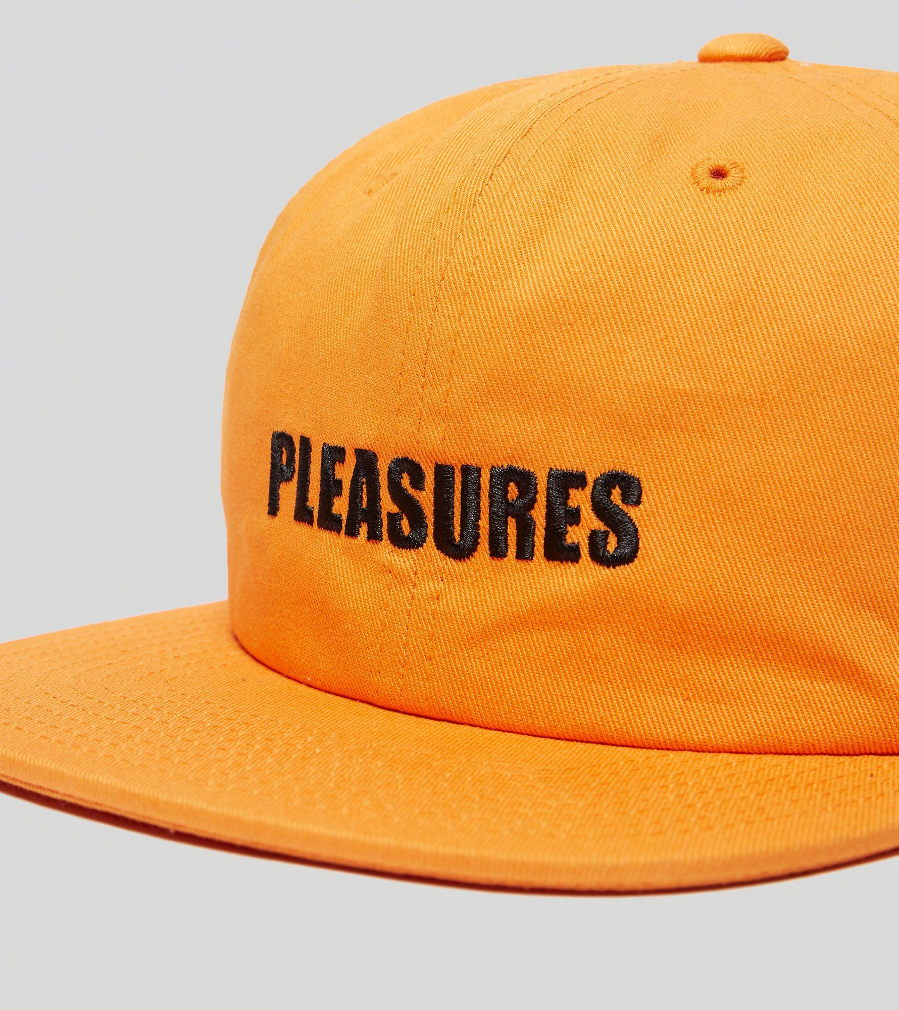PLEASURES Power Logo Cap