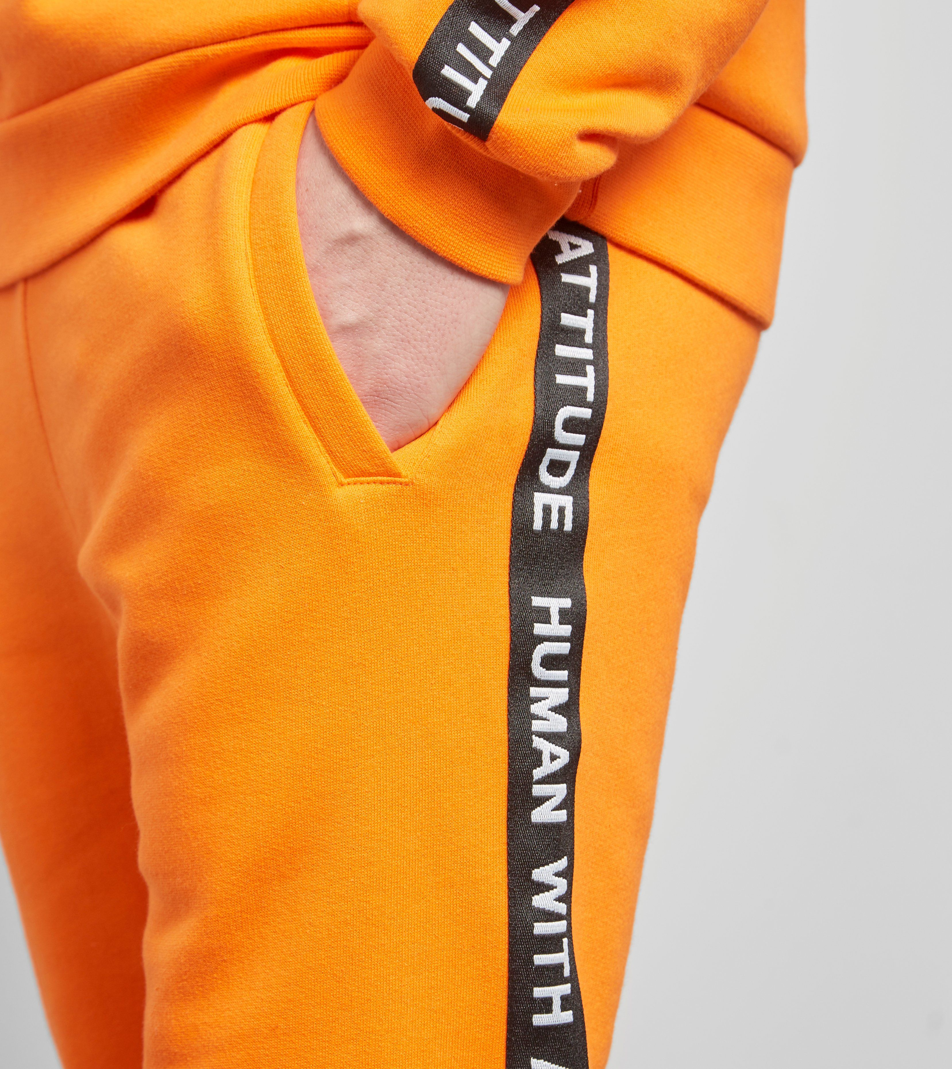 Human With Attitude Pantalon de Survêtement Line