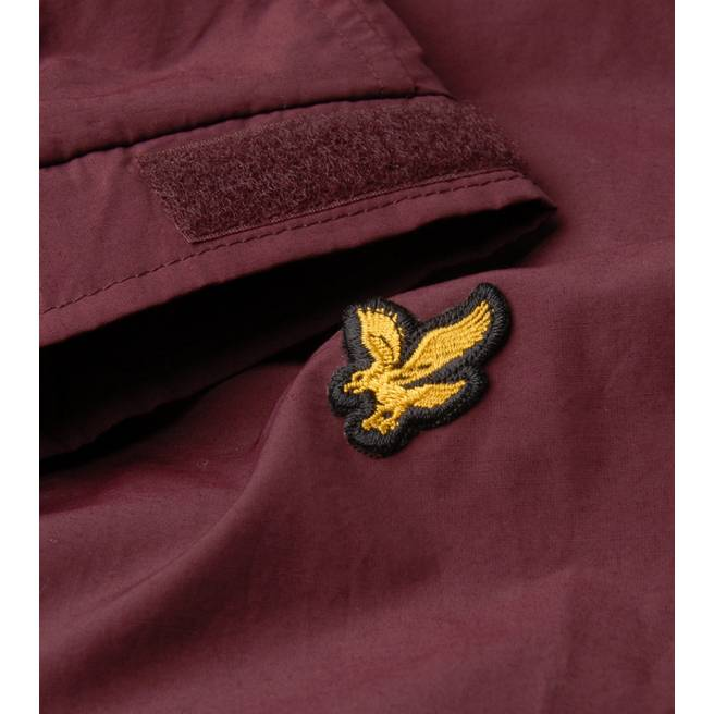Lyle & Scott Nylon Hooded Windbreaker
