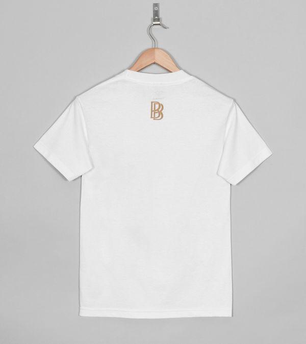 Diamond supply x ben baller un polo t shirt size for Diamond supply co polo shirts