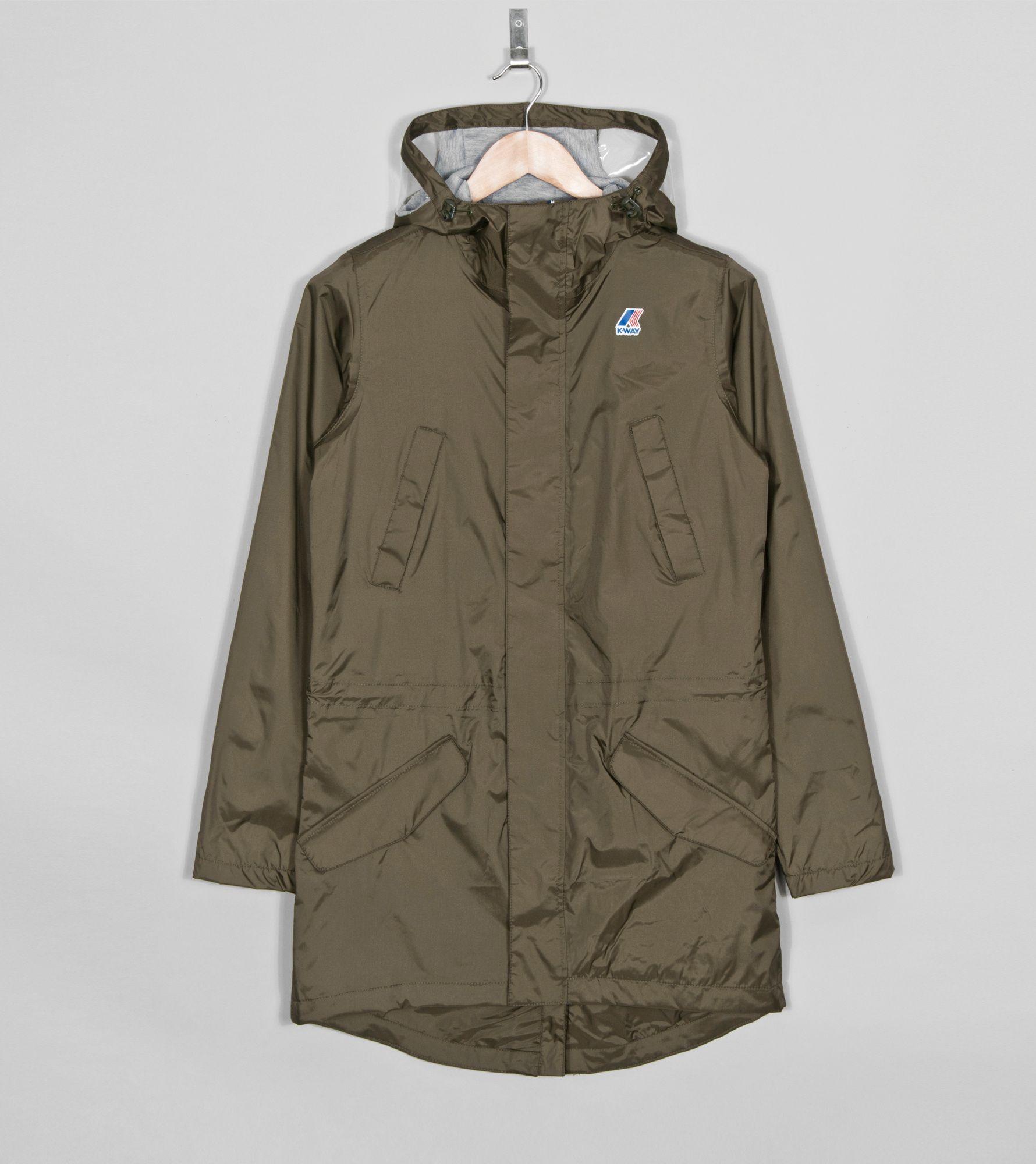K-Way Roger Parka Jacket | Size?