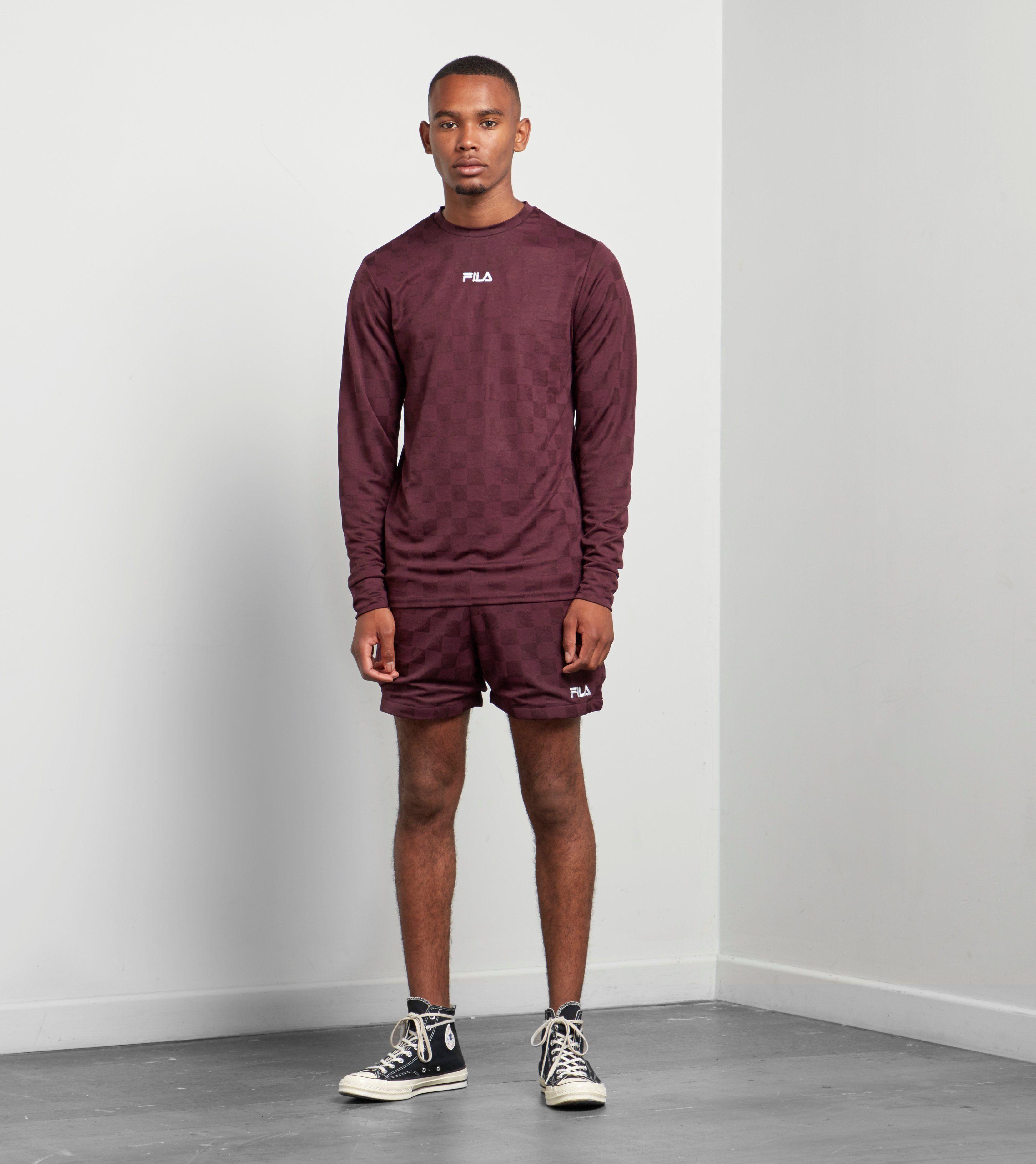Fila Calcio Long Sleeved T-Shirt