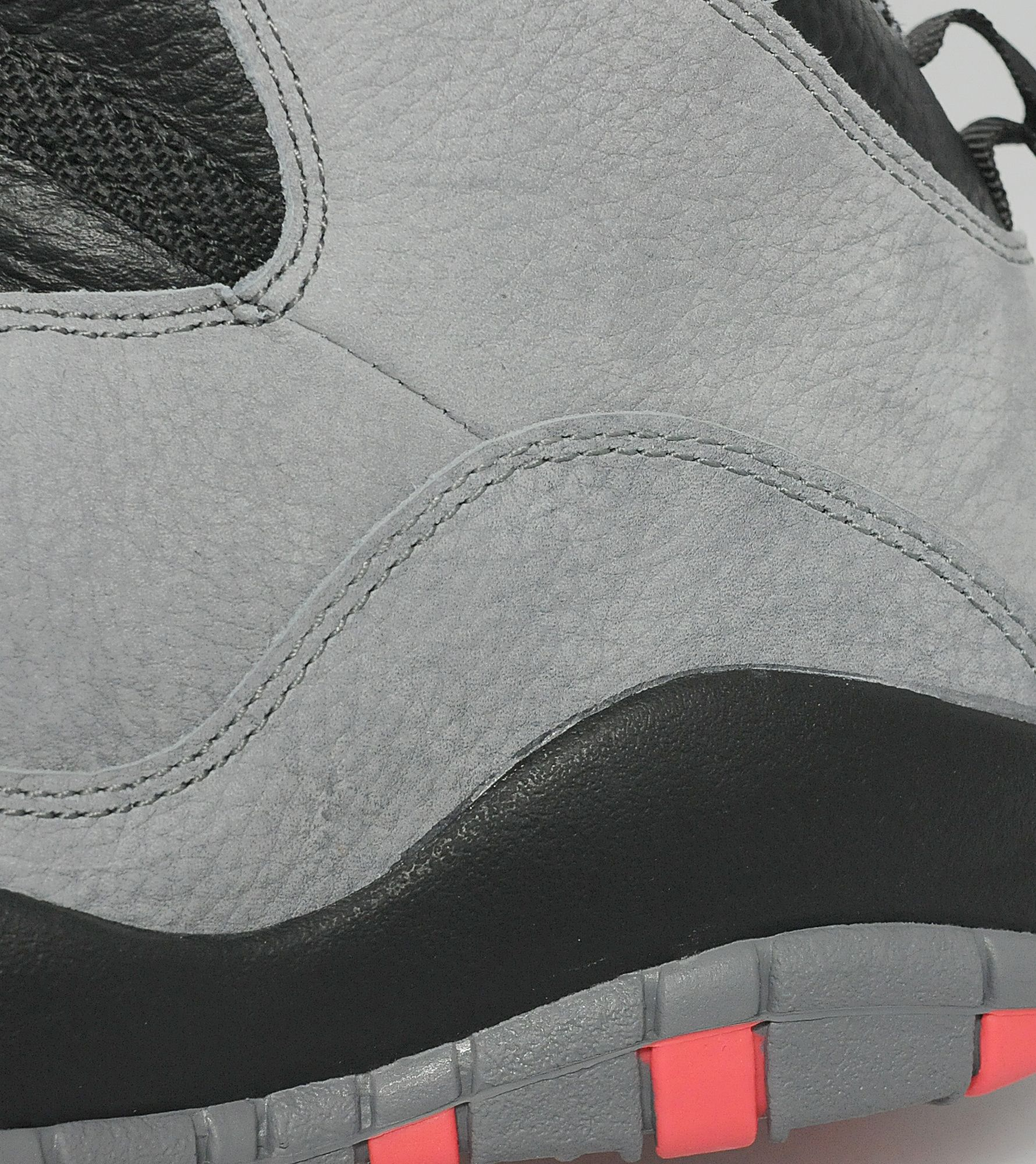 Jordan X 'Cool Grey'