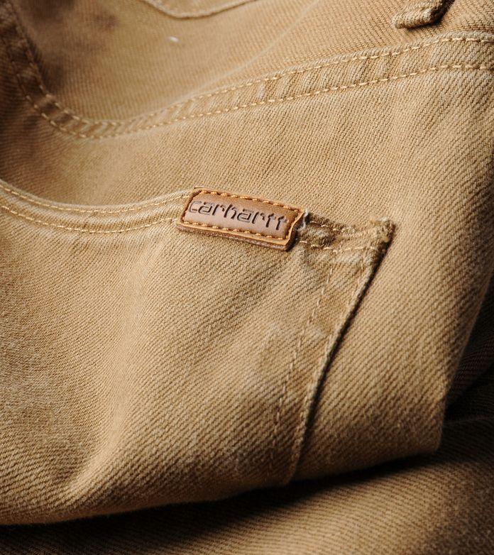 Carhartt Vicious Stone Wash Pant - Reg