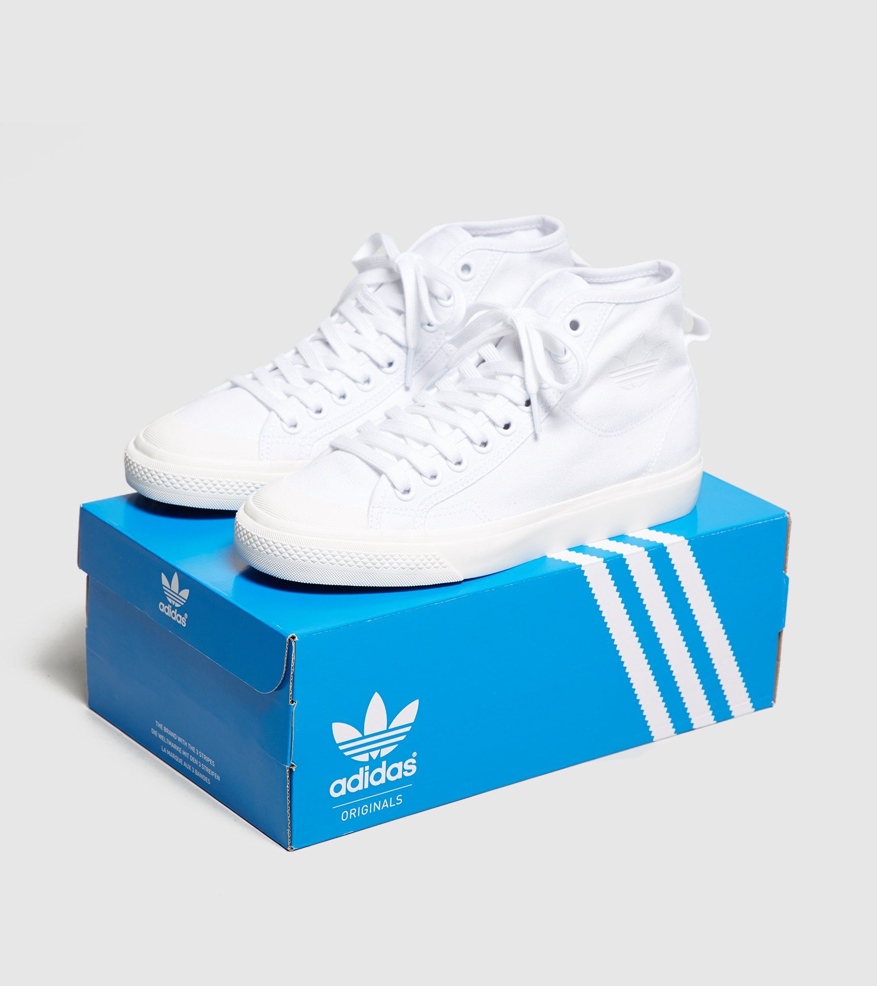 adidas Originals Nizza High Top Women's
