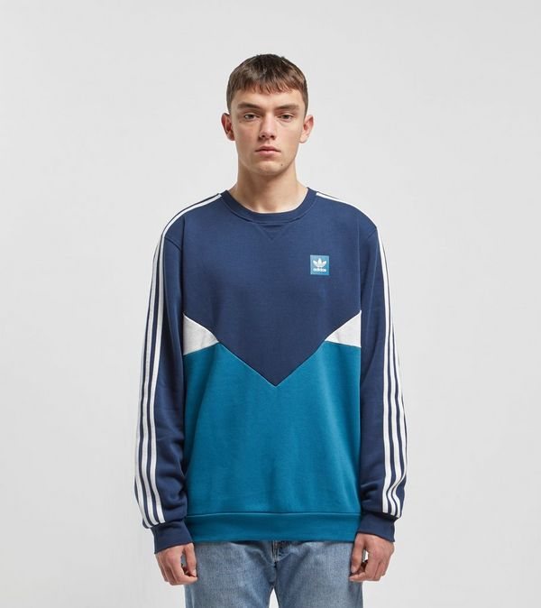 adidas Originals Chevron Crew Sweatshirt  593ef7df9fe