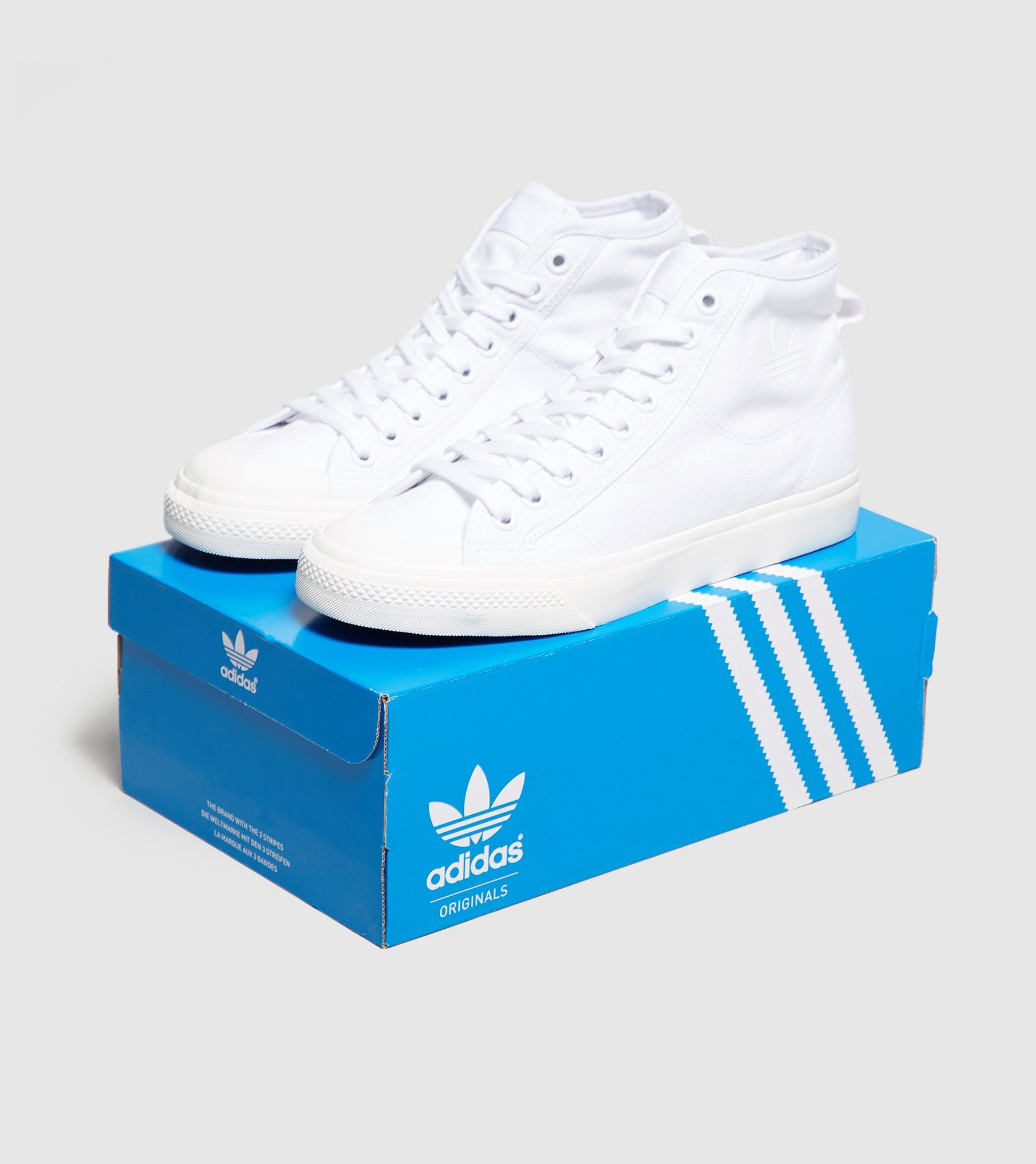 adidas Originals Nizza High Top