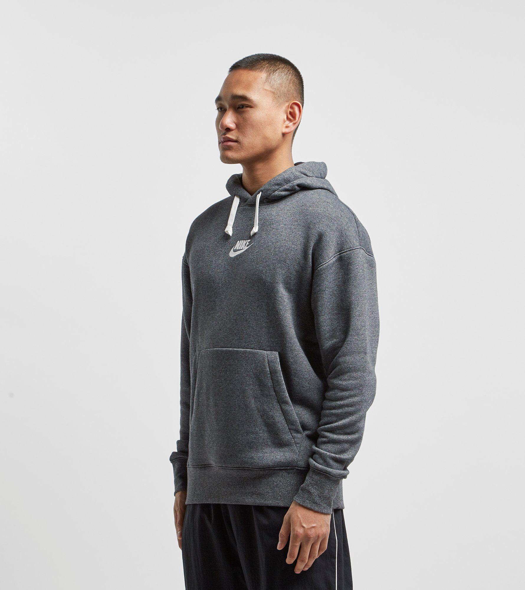 Nike Heritage Logo Overhead Hoody