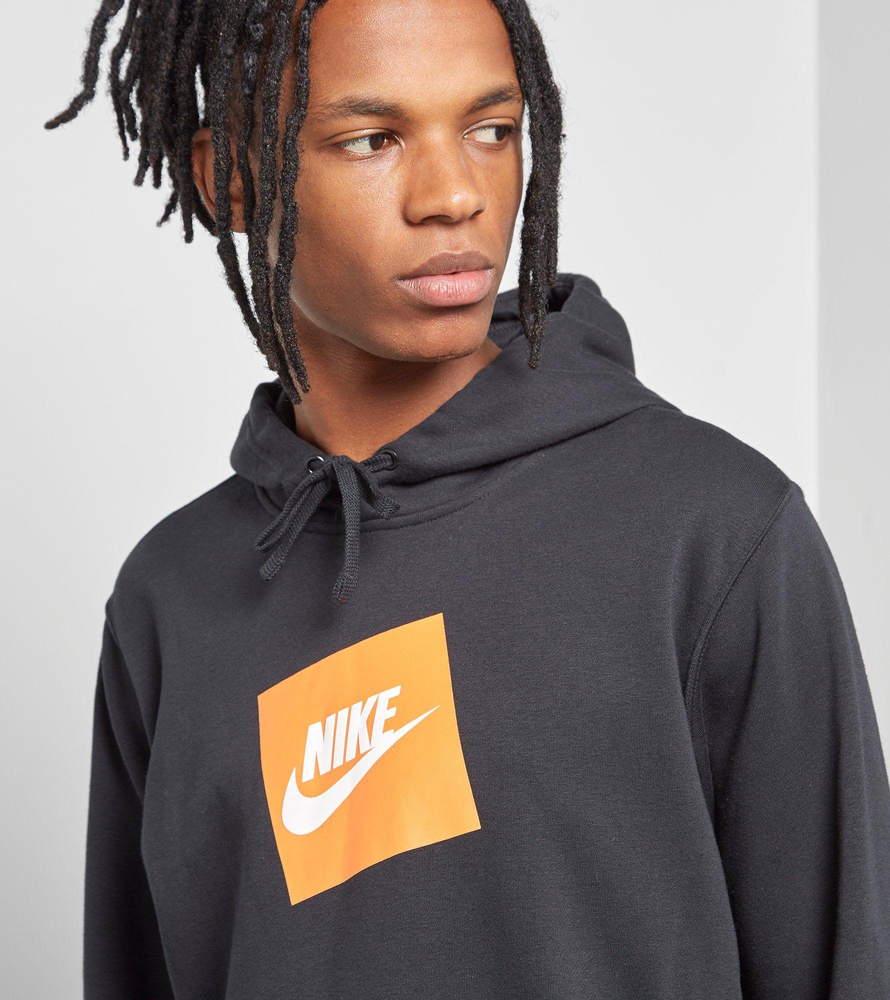 Nike Box Logo Overhead Hoody