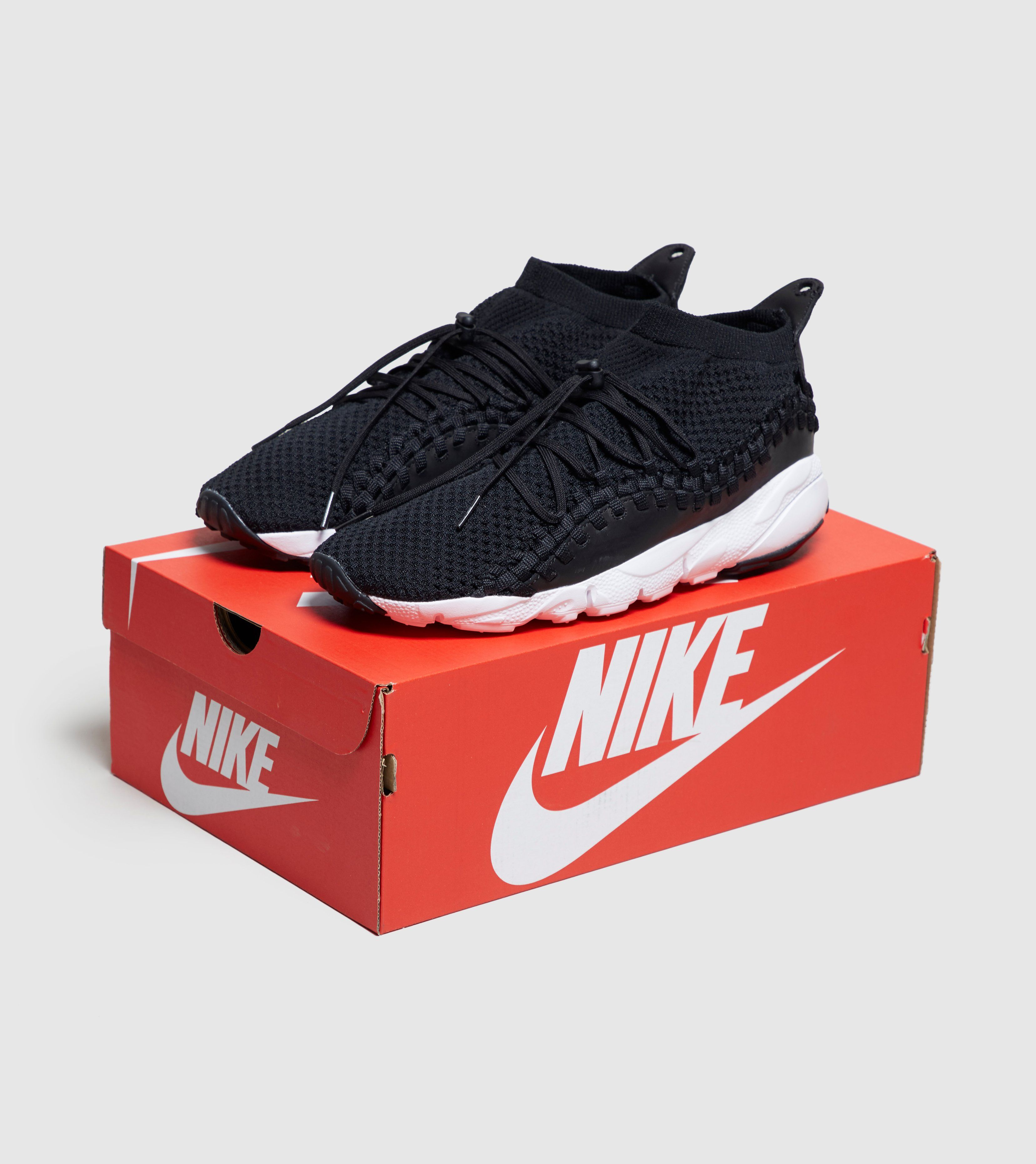 Nike Footscape Woven Flyknit