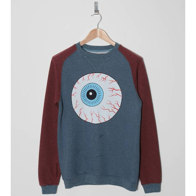 Mishka Keep Watch Sweatshirt