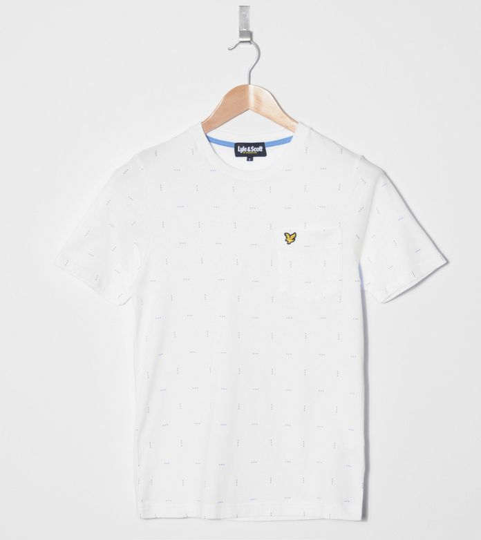 Lyle & Scott Print T-Shirt