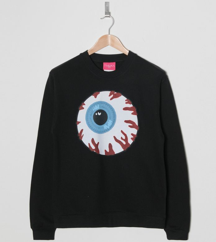 Mishka Halftone Watch Sweatshirt