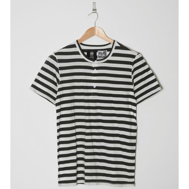 Analog Subject Stripe T-Shirt