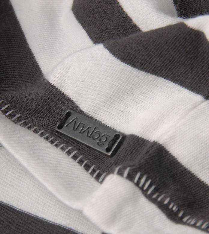 Analog Subject Stripe T-Shirt