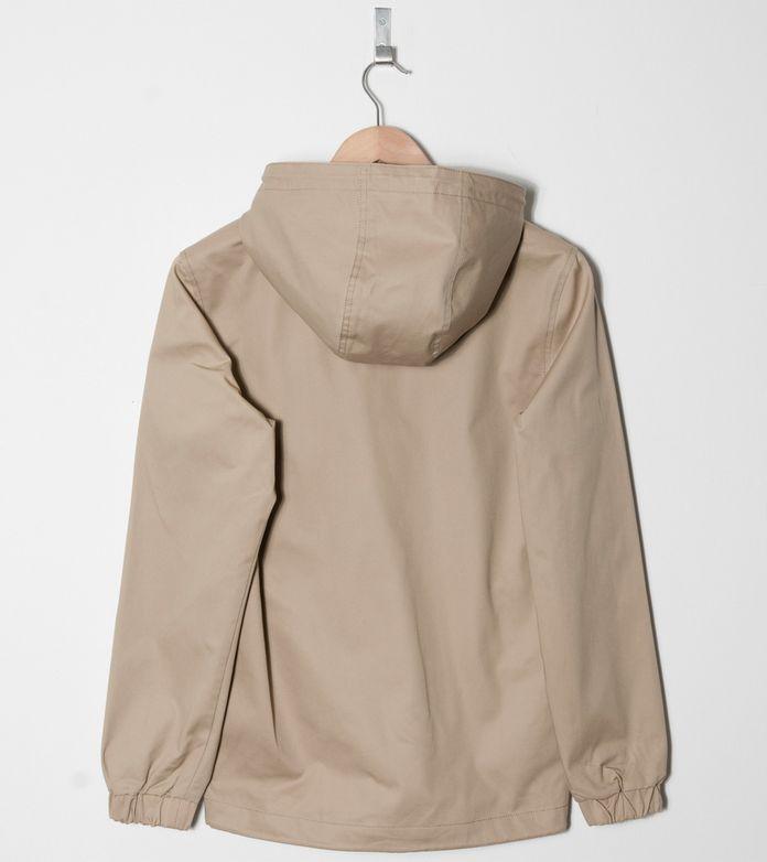 Lyle & Scott Twill Hooded Jacket