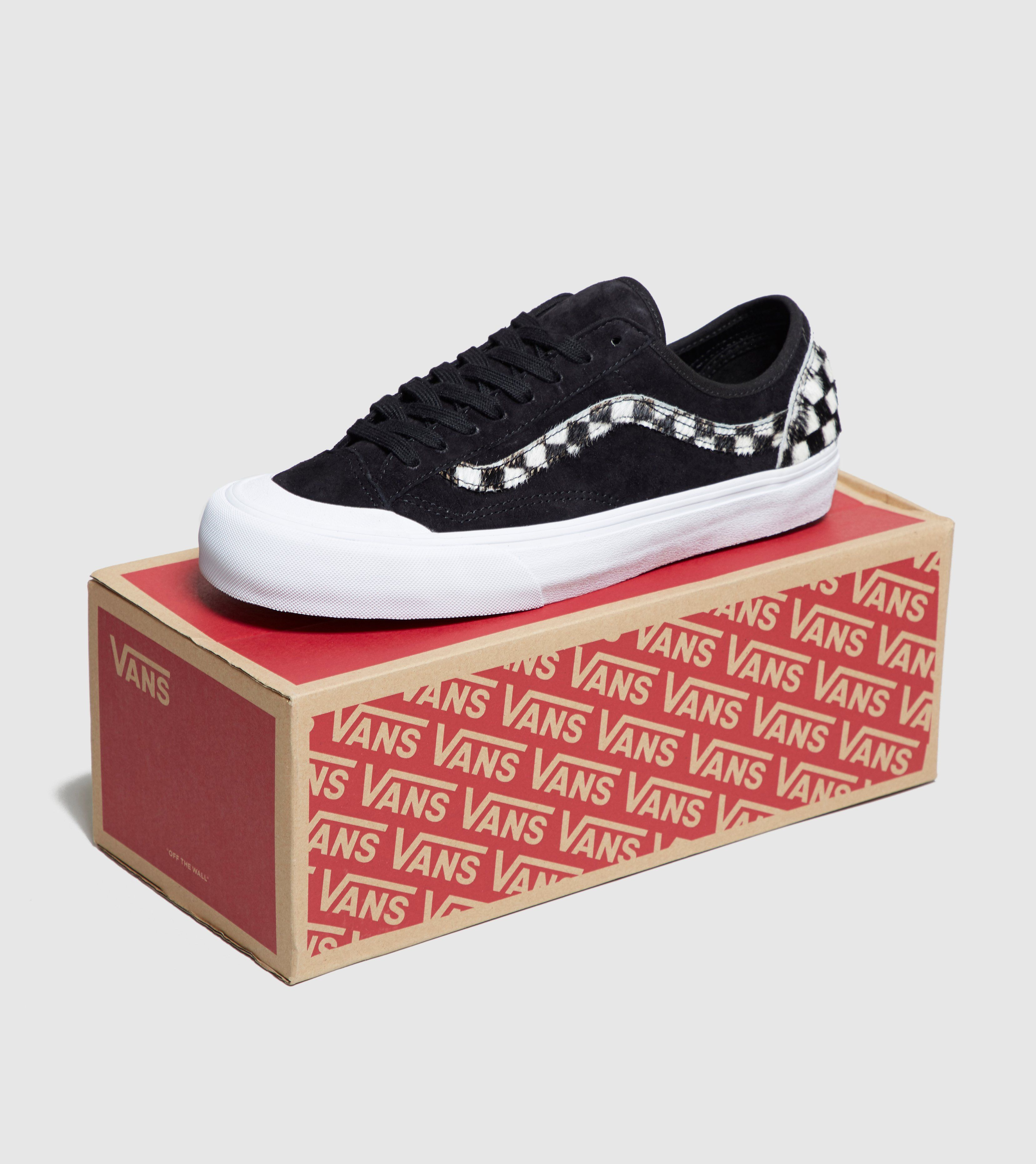 Vans Style 36 'Pony Hair' - size? Exclusive