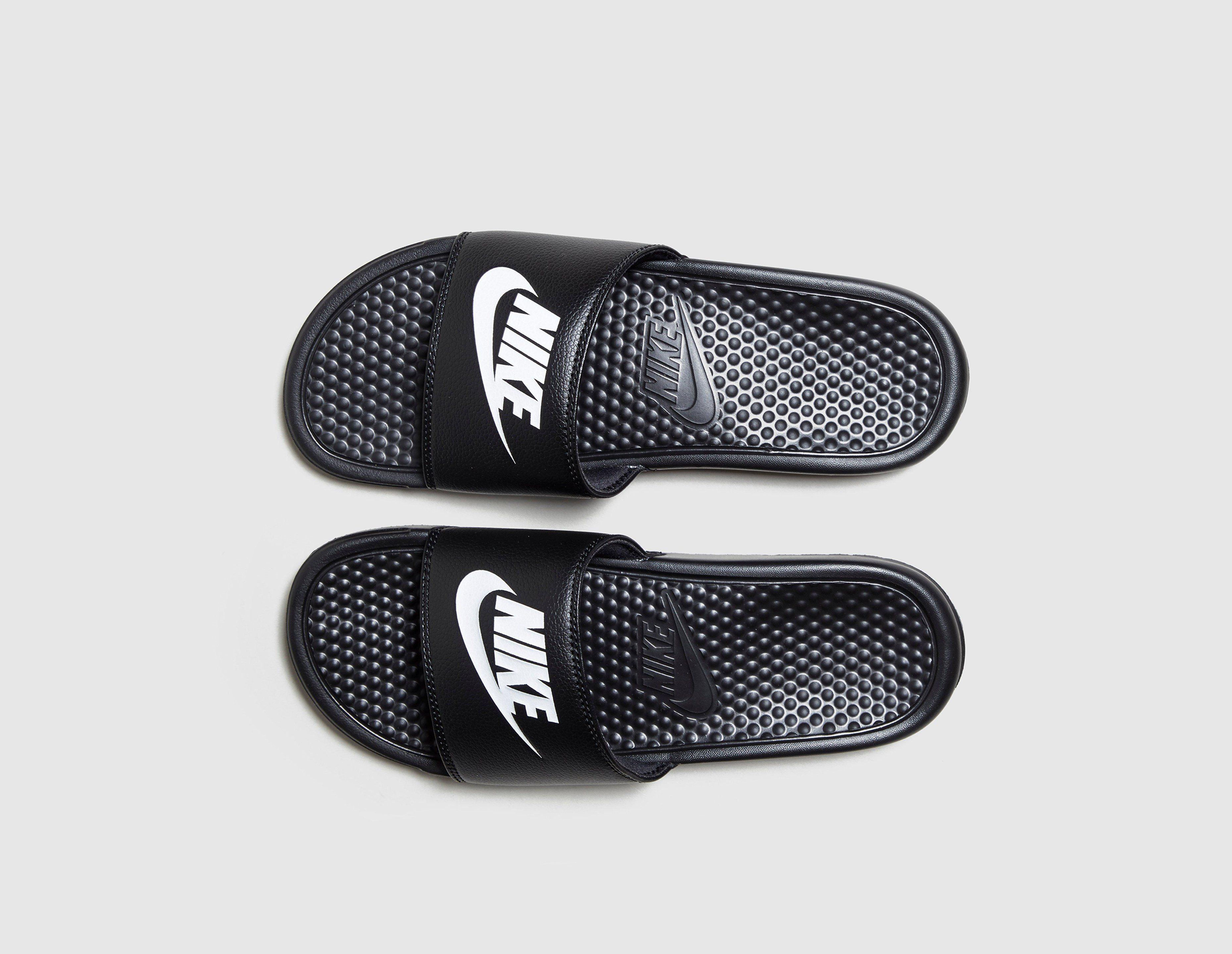 Nike Claquettes Benassi Just Do It Nike