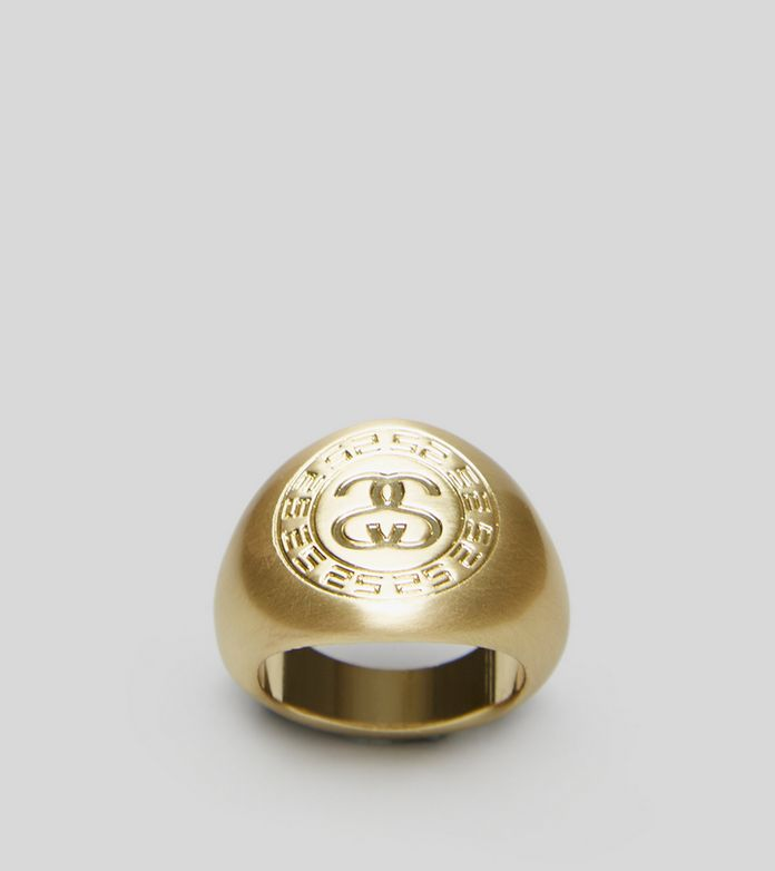 Stussy Greek Ring